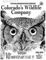 1999 spring compendium of wildlife appreciation : 10th anniversary issue
