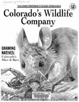 Gnawing natives : Colorado's mice & rats