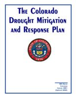 The Colorado drought mitigation & response plan