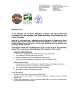 The joint study of the Colorado Geological Survey relocation per HB 04-1359