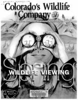 The eyes have it : why watching wildlife is good or you and the neighbors