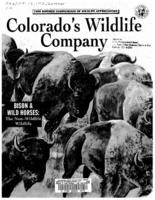Bison & wild horses : the non-wildlife wildlife