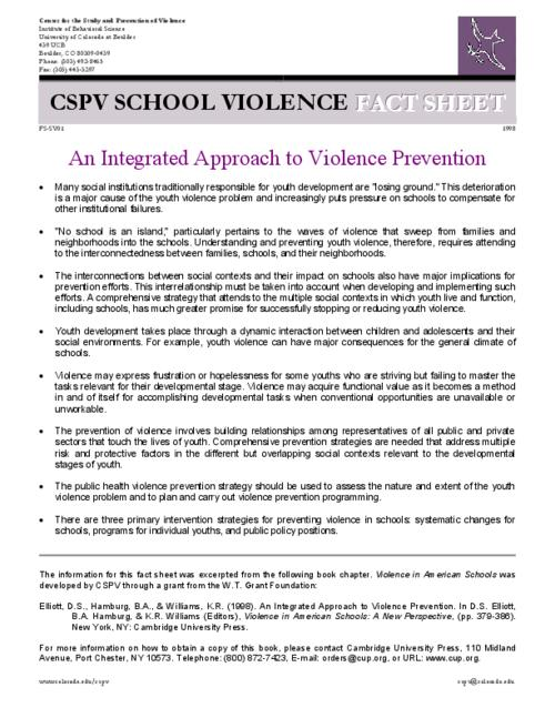 youth violence fact Youth violence firearm violence among high-risk emergency department youth after an assault or injury (2015) precious lives project (2015) youth gun violence fact sheet (2013.