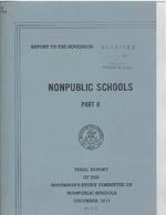 Nonpublic schools