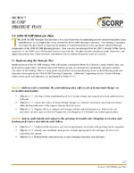 2008 Colorado Statewide Comprehensive Outdoor Recreation Plan