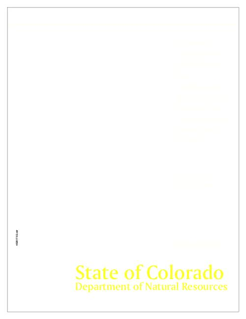 economic comparison of the rules of and regulations of the colorado