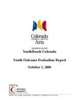 Youth outcome evaluation report