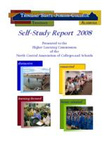 Self-study report 2008 : presented to the Higher Learning Commission of the North Central Association of Colleges and Schools