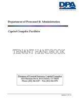 Capitol complex facilities tenant handbook