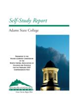 Self-study report : presented to the Higher Learning Commission of the North Central Association of Colleges and Schools for the February 2007 comprehensive visit
