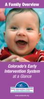 Colorado's early intervention system at a glance