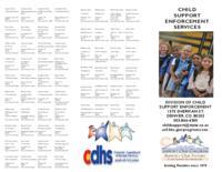 Child support enforcement services