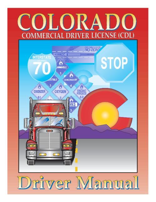 License colorado handbook driver