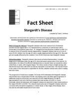 Stargardt's disease