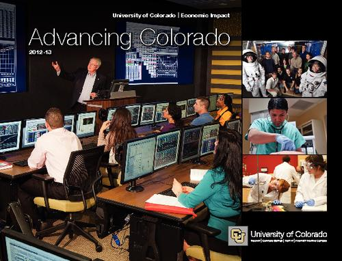 University of Colorado 2012
